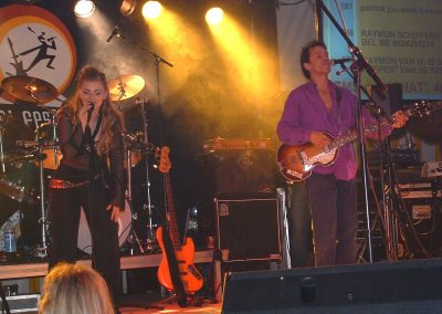 Sylvia Brandse - Ruud Janssen Band 2001-2003